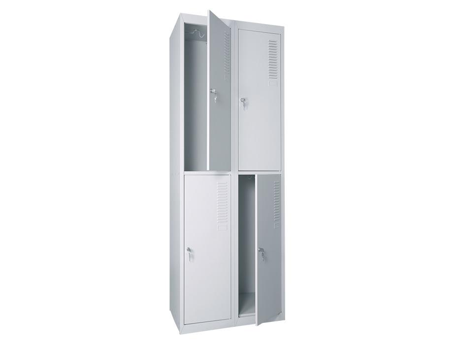 Одежный шкаф ШОМ-300/2-4