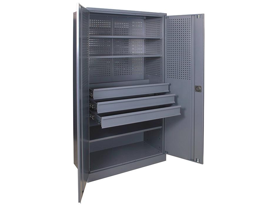 Инструментальный шкаф ШИ-10/3П/3В
