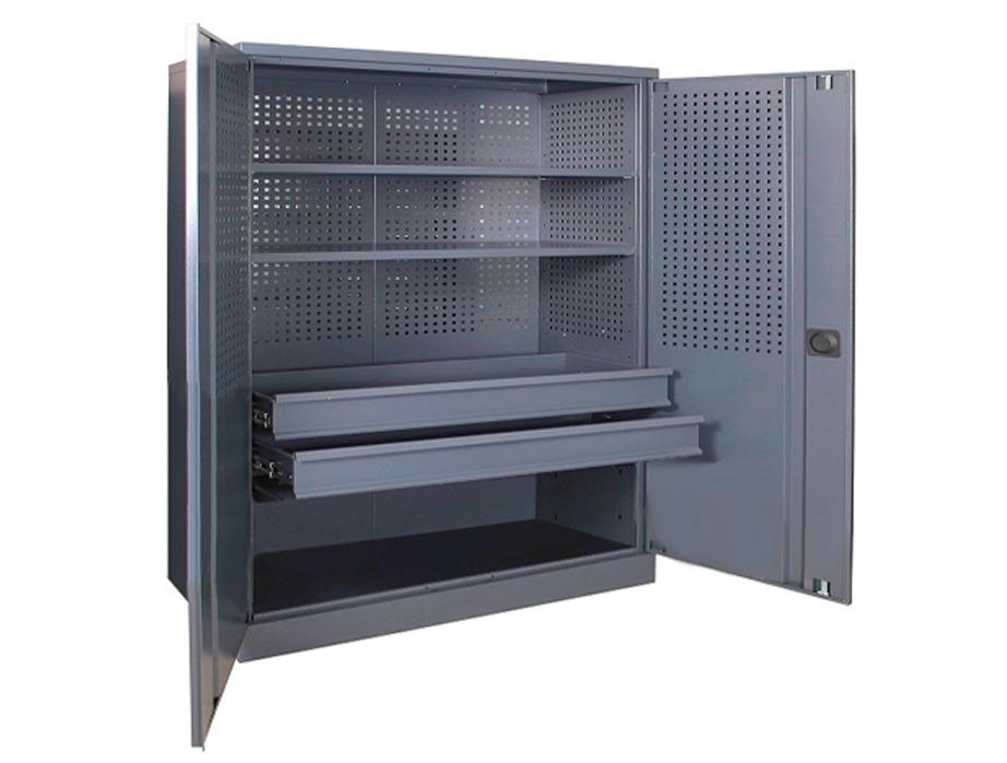 Инструментальный шкаф ШИ-20/2П/2В