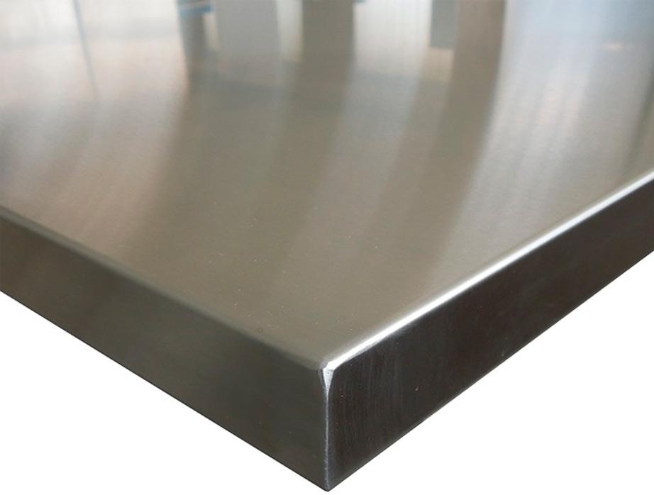 Нержавеющая столешница 12-Н (1200 мм)