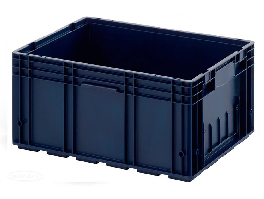 Пластиковый ящик R-KLT 12.505.61 (6429)