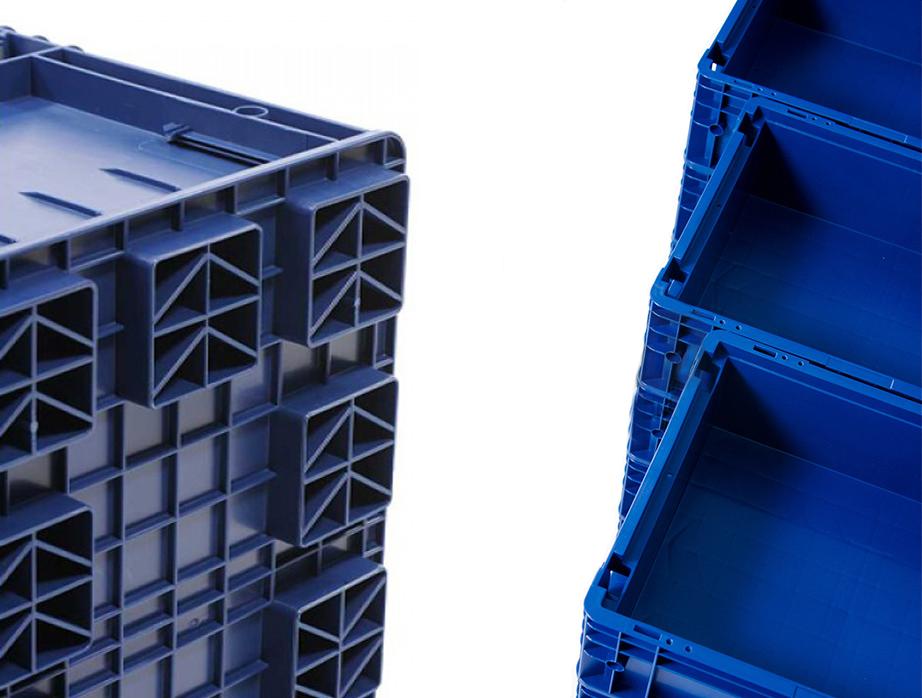 Пластиковый ящик R-KLT 12.502.61 (4315)