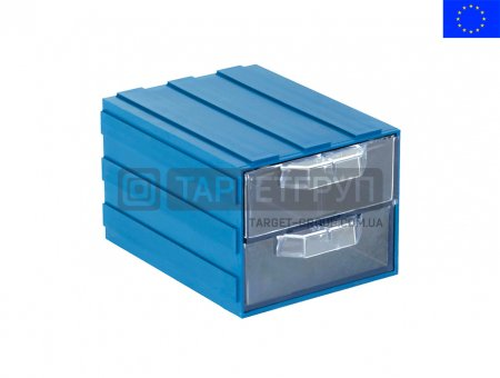 Пластиковый ящик арт. 202-2