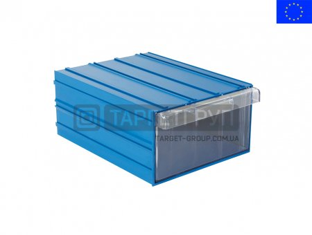 Пластиковый ящик арт. 510