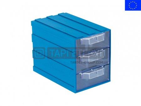 Пластиковый ящик арт. 102-3