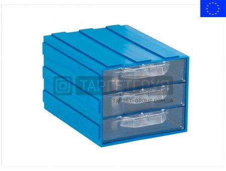 Пластиковый ящик арт. 302-3