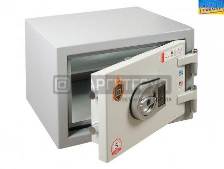 Сертифицированный огневзломостойкий сейф ONIX F30CL I.30.E, производство Украина, соответствует классу: огнестойкости 30Б, взломоустойчивости - 1 класс.