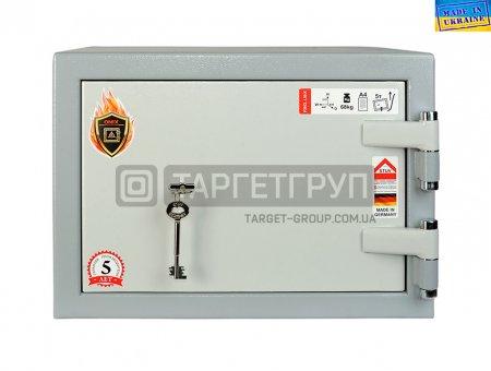 Сертифицированный огневзломостойкий сейф ONIX F30CL I.30.K, производство Украина, соответствует классу: огнестойкости 30Б, взломоустойчивости - 1 класс.