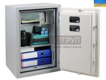Сертифицированный огневзломостойкий сейф ONIX F30CL I.70.K, производство Украина, соответствует классу: огнестойкости 30Б, взломоустойчивости - 1 класс.