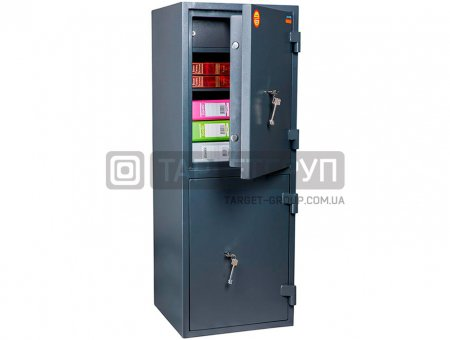 Огневзломостойкий сейф Valberg КВАРЦИТ 120/2 соответствует классу: огнестойкости 30Б, взломоустойчивости - 1 класс.