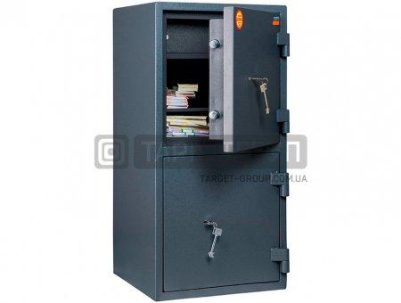 Огневзломостойкий сейф Valberg КВАРЦИТ 90/2 соответствует классу: огнестойкости 30Б, взломоустойчивости - 1 класс.