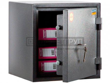 Огневзломостойкий сейф Valberg КВАРЦИТ 46 соответствует классу: огнестойкости 30Б, взломоустойчивости - 1 класс.