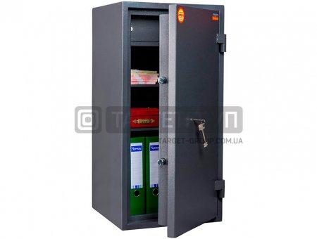 Огневзломостойкий сейф Valberg КВАРЦИТ 90 соответствует классу: огнестойкости 30Б, взломоустойчивости - 1 класс.
