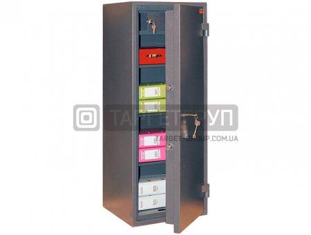 Огневзломостойкий сейф Valberg КВАРЦИТ 120 соответствует классу: огнестойкости 30Б, взломоустойчивости - 1 класс.