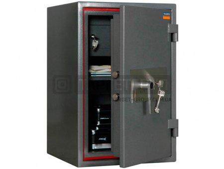 Огневзломостойкий сейф Valberg ГАРАНТ 67 соответствует классу: огнестойкости 60Б, взломоустойчивости - 1 класс.