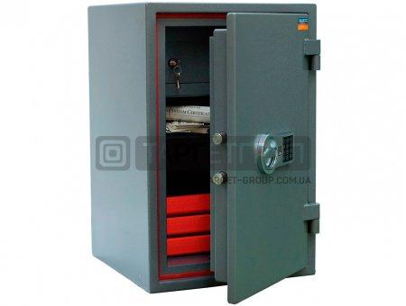 Огневзломостойкий сейф Valberg ГАРАНТ 67 EL соответствует классу: огнестойкости 60Б, взломоустойчивости - 1 класс.