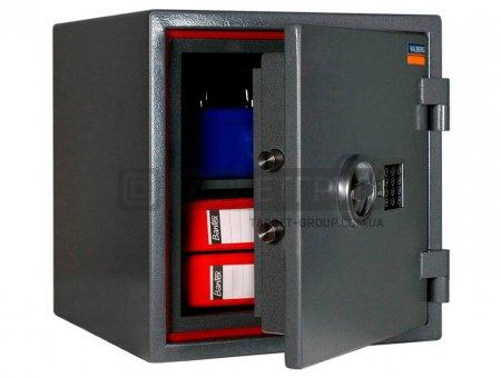 Огневзломостойкий сейф Valberg ГАРАНТ 46 EL соответствует классу: огнестойкости 60Б, взломоустойчивости - 1 класс.