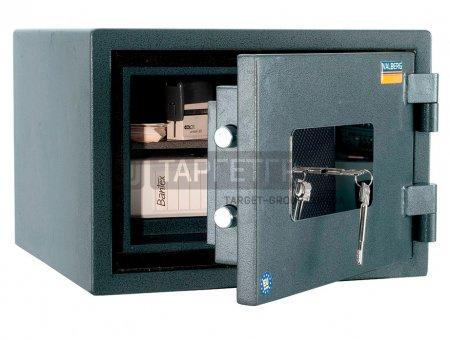 Огневзломостойкий сейф Valberg ГАРАНТ 32 соответствует классу: огнестойкости 60Б, взломоустойчивости - 1 класс.