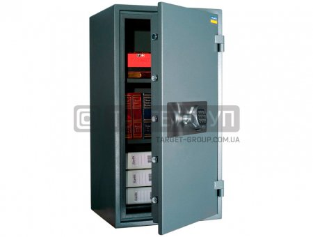 Огневзломостойкий сейф Valberg ГАРАНТ ЕВРО 95 EL соответствует классу: огнестойкости 60Б, взломоустойчивости - 1 класс.