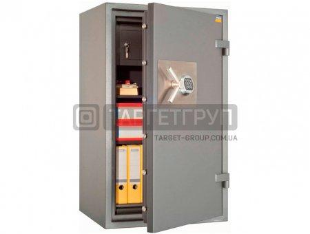 Огневзломостойкий сейф Valberg ГАРАНТ ЕВРО 120 EL соответствует классу: огнестойкости 60Б, взломоустойчивости - 1 класс.