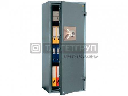 Огневзломостойкий сейф Valberg ГАРАНТ ЕВРО 165 EL соответствует классу: огнестойкости 60Б, взломоустойчивости - 1 класс.