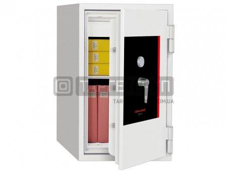 Огневзломостойкие сейфы DIPLOMAT, производство Корея. Сейф Дипломат SS080DBK соответствует классу: огнестойкости 60Б, взломоустойчивости - 1 класс.