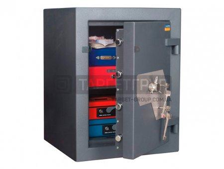 Взломостойкий сейф Valberg ФОРТ 67 KL, устойчивость к взлому: ГОСТ Р 50862-2005, класс 3; EN 1143-1, grade 2 (ECB-S).