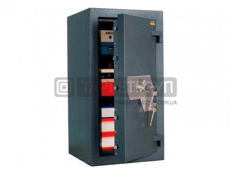 Взломостойкий сейф Valberg серии АЛМАЗ 99 KL, устойчивый к взлому по V классу (ГОСТ Р 50862-2005)