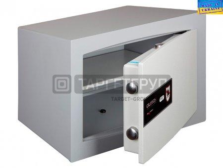 Взломостойкий сейф GRIFON H 26 K, устойчив к взлому и соответствует I классу взломостойкости