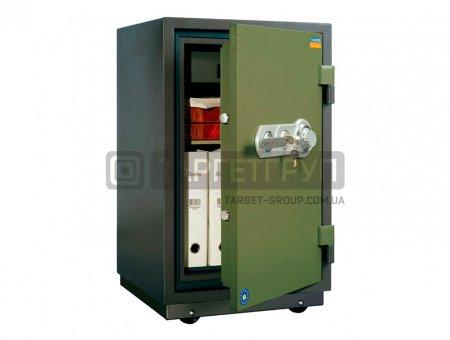 Огнестойкие сейфы Valberg FRS 75 CH Огнестойкость – ГОСТ Р 50862-2005, класс 90Б, EN 15569 class LFS 60P (ECB-S)