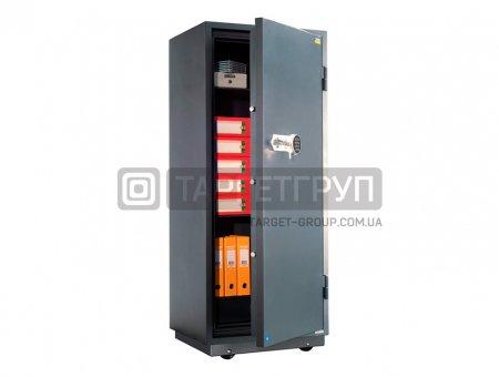 Огнестойкие сейфы Valberg FRS 165 EL Огнестойкость – ГОСТ Р 50862-2005, класс 90Б, EN 15569 class LFS 60P (ECB-S)