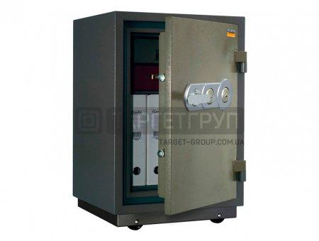 Огнестойкие сейфы Valberg FRS 67KL Огнестойкость – ГОСТ Р 50862-2005, класс 90Б, EN 15569 class LFS 60P (ECB-S)