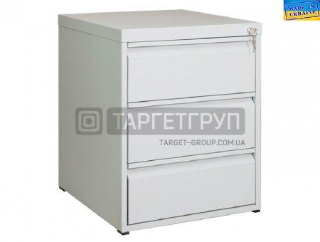 Картотеки Украинского производства для хранения карточек на три отделения