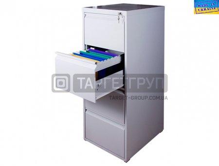 Файловый шкаф на 4 шухляды (картотека ШФ-4А)