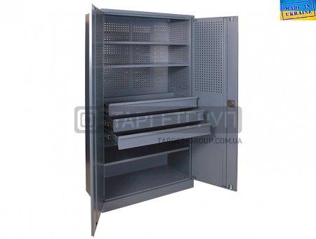 Шкаф инструментальный с выдвижными ящиками
