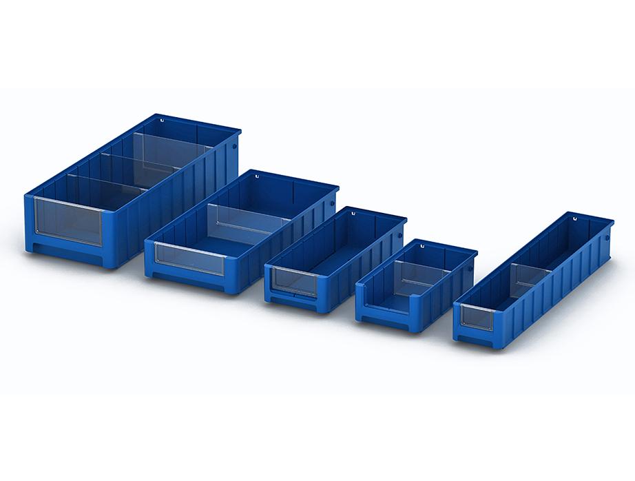 Пластиковый ящик SK 6209