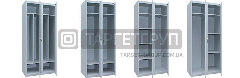 Обновленные опции одежных шкафов