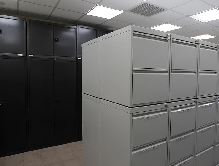 Шкаф архивный ШМР-18