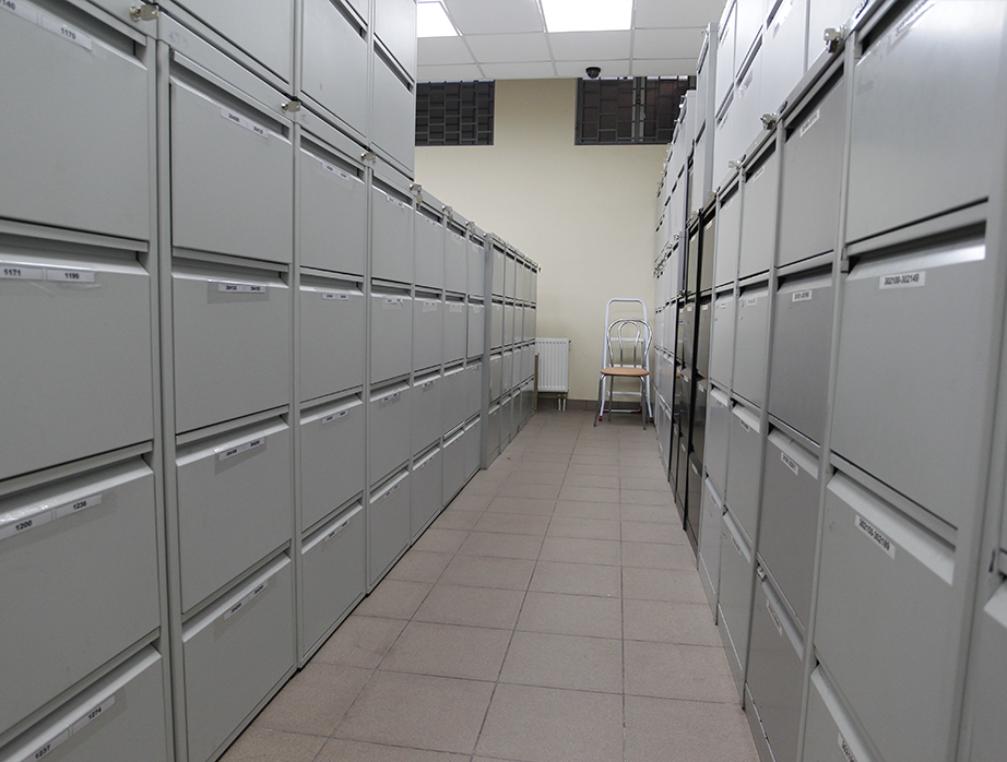 Архивный шкаф ШКГ-12