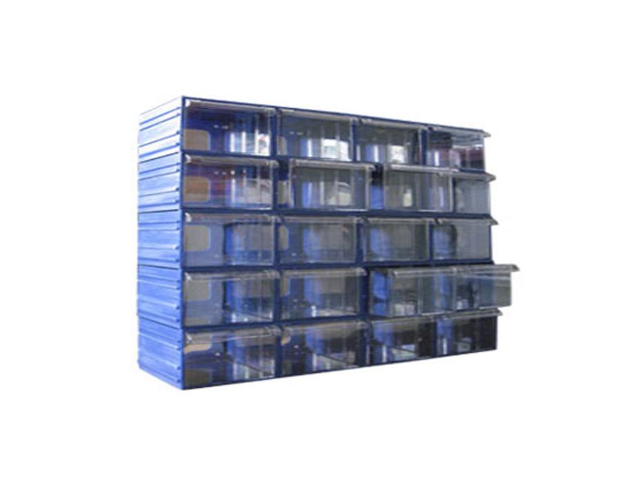 Пластиковый ящик модульный арт. 510