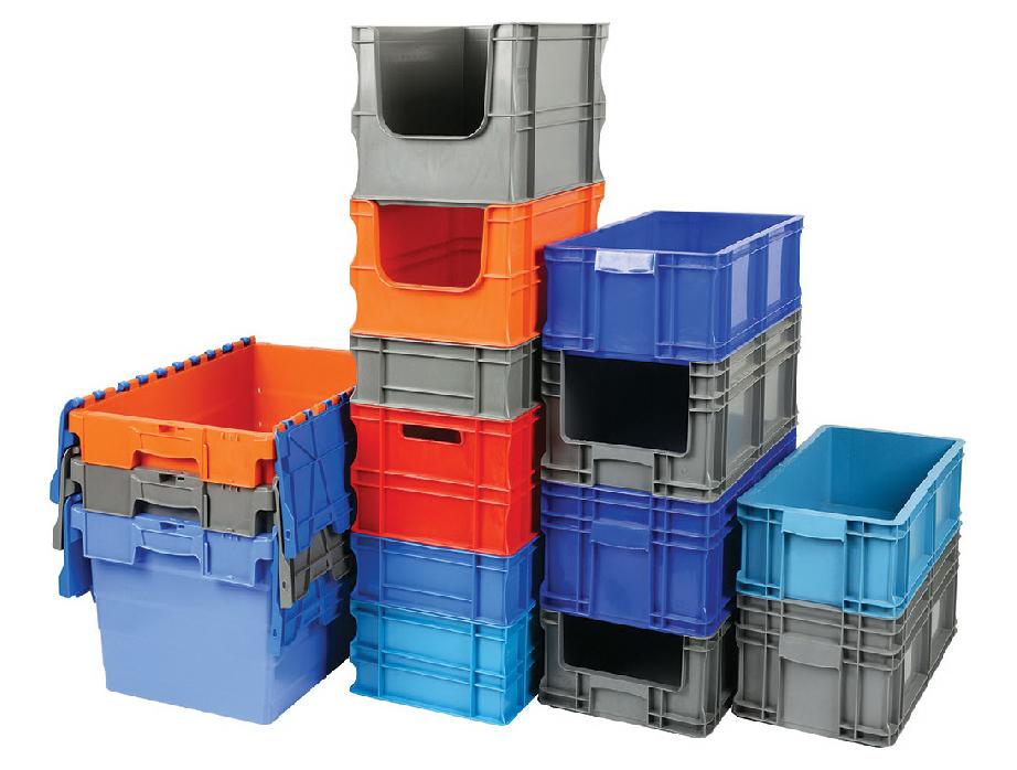 Вкладываемый контейнер SPKM 320