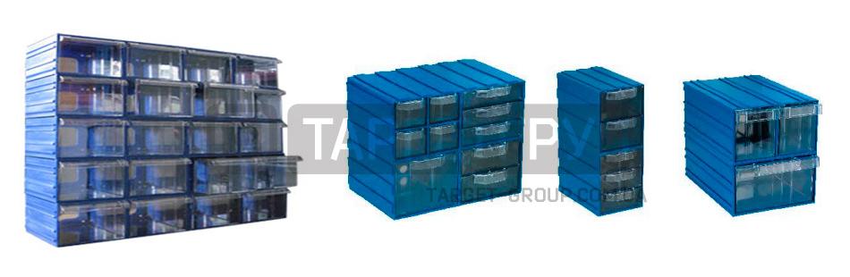 Новый продукт – новые возможности или модульные ящики для Лего