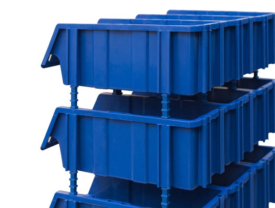 Пластиковый стеллаж SET 415-21