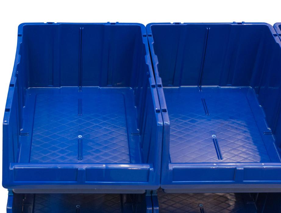 Пластиковый стеллаж SET 540-12
