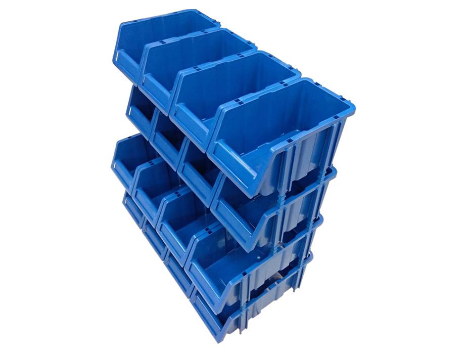 Пластиковый стеллаж SET 315-16/415-8