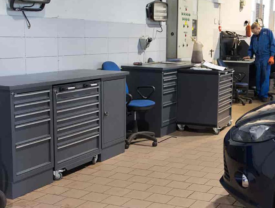 Верстак Garage 112