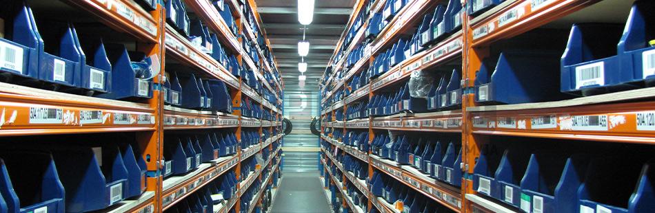 Пластиковые лотки для склада - все что нужно для мелкоштучного хранения