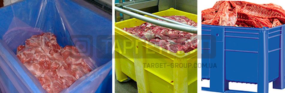 Крупногабаритные пластиковые контейнеры: разновидности и сферы применения