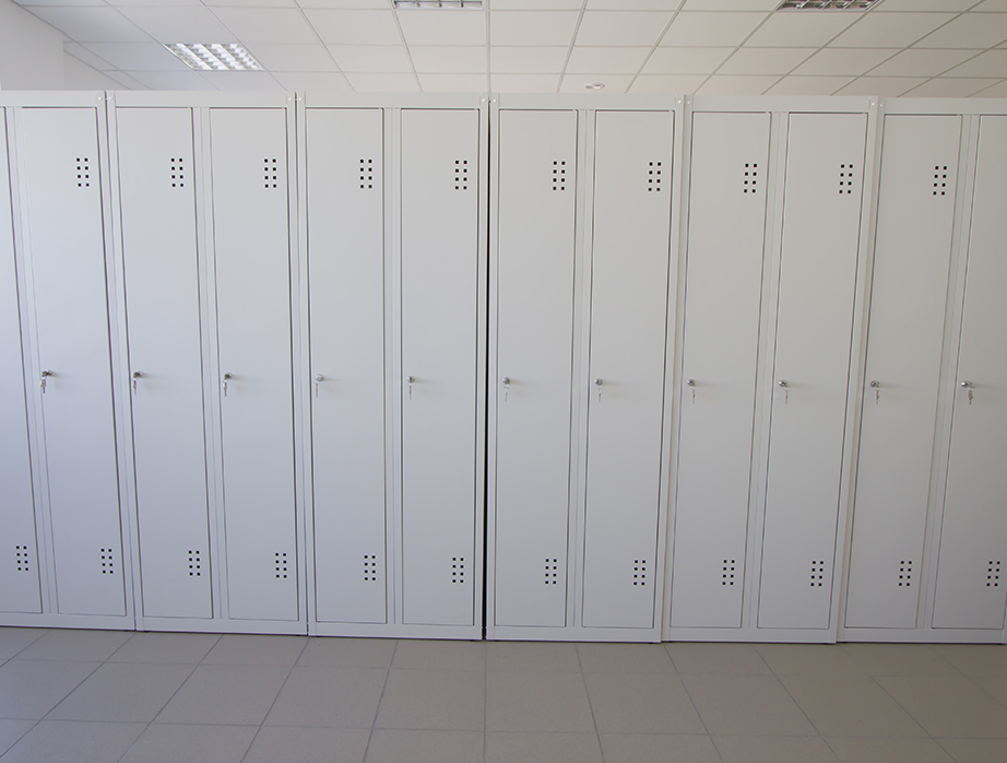 Шкаф одежный ШО 400/2 исп. 06