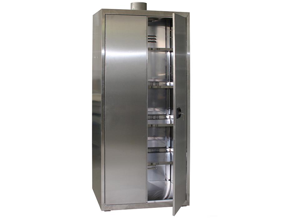 Шкаф ШХРНж-1 из нержавеющей стали